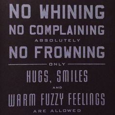 No Whining Letterpress Art Print - x by Hammerpress available at Withal now. The place to get inspired goods by local makers. Favorite Quotes, Best Quotes, Favorite Things, Cute Quotes, Random Quotes, Awesome Quotes, Quotable Quotes, Qoutes, Good Advice