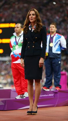 Kate Middleton business outfit. <3 it