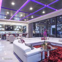 Home – Fullscreen Slider Luxury Modern Homes, Modern Mansion, Luxury Homes Dream Houses, Home Spa Room, Home Cinema Room, Skyrim House, Dream Home Design, House Design, Different House Styles