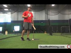 Create a Short, Compact Baseball Swing in 2 Minutes - YouTube