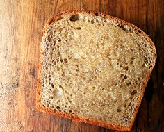 Honey Whole Wheat Bread made with coffee.  other recipes include biscotti, granola and salted oatmeal cookies