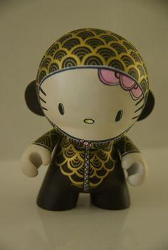 munny | Custom Munny Hello Kitty