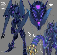Soundwave [Transformers Prime]