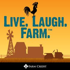 We live. We farm. Country Farm, Country Life, Country Girls, Country Living, Agriculture Quotes, Agriculture Farming, Ag Quote, Farm Quotes, Farm Humor