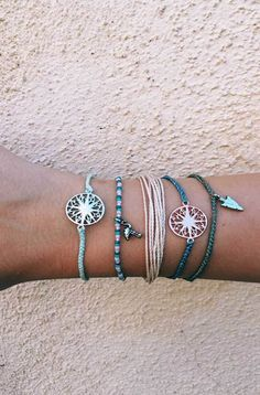 Mandala Charms | Pura Vida Bracelets