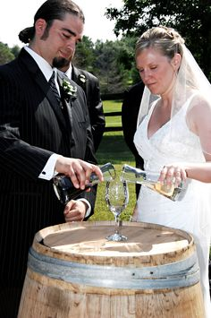 The Wine Ceremony Adds A Visual Effect To Your Wedding Ask Me How Drink From Cup Of Life Symbolizing Journey Befo