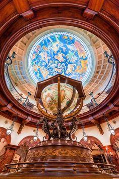 Magellan's Restaurant in Tokyo's Disney Sea. (This place looks incredible!)