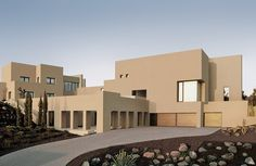 Abu Samara House in Amman, Jordan...a residence in-tune with its surroundings...