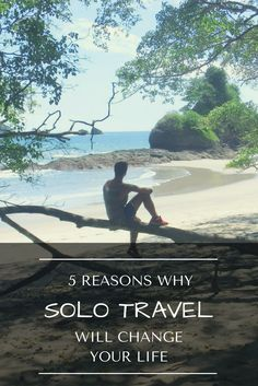 Traveling alone is something that takes some willower at the beginning but I assure you you'll love it once you try it. Give it a click and read my personal tips on how to enjoy Solo Travel!