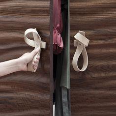 LACE DOOR HANDLES BY TONINO BUCCIARELLI