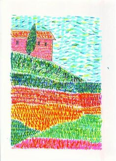 Art Makes Kids Smart: Impressionism grade drawings Van Gogh, Famous Art Paintings, 2nd Grade Art, Ecole Art, School Art Projects, Thinking Day, Impressionism Art, Art Lessons Elementary, Art Lesson Plans