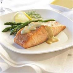 Salmon with Dijon SauceGreat Recipes from FRENCH'S® Foods | FRENCH'S Mustard, Fried Onions, Worcestershire Sauce Products