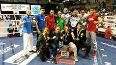 Grande successo per il TEAM LAZIO RING alla Coppa del Mondo Wako di Budapest 2016