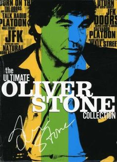 The Ultimate Oliver Stone Collection (Salvador / Platoon / Wall Street / Talk Radio / Born on the Fourth of July / JFK Director's Cut / The Doors / Heaven and Earth / Natural Born Killers / Nixon / U-Turn / Any Given Sunday Director's Cut) Any Given Sunday, Oliver Stone, Natural Born Killers, Val Kilmer, Burt Reynolds, U Turn, Heaven On Earth, Jfk, Wall Street