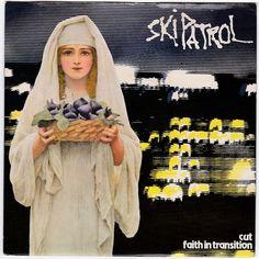 "Ski Patrol - Cut, 7"" vinyl, Malicious Damage, c. 1981, post punk, new wave #vinyl  #newwave #postpunk"