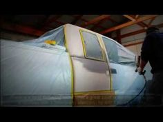 How to paint a Car at home! All Car Spray Painting steps one video!