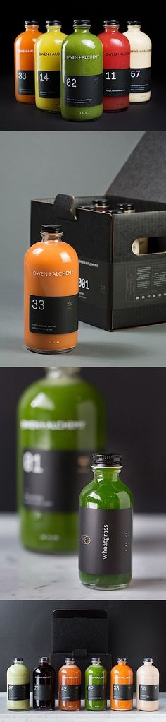 Smoothie Packaging