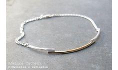 Adeline Cacheux bracelet Minimal Wire #adelinecacheux #jewellery #jewel #jewels #fashion #madeinfrance