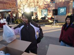 Muffin Town Donates to Chelsea Winter festival 2012