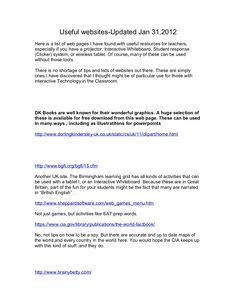 useful-web-sites-for-educators-15812355 by William  McIntosh via Slideshare