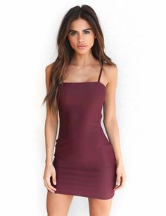 Solange Bodycon Dress tigermist.com.au