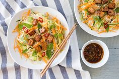 noodle salad with tofu vietnamese cold noodle salad with tofu lazy cat ...
