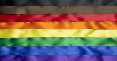 SEXUAL HEALTH + IDENTITY Philadelphia Pride Flag Opposition Is a Sign of Racism in the LGBTQ Community
