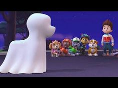ᴴᴰ Animation Cartoon For Kids 2016 ❖❖ Pups Save A Ghost ❖❖ Pups And the Ghost Cabin - YouTube