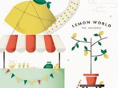lemonworld by Bailey Sullivan