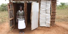 One In Three Women Don't Have Access To A Toilet