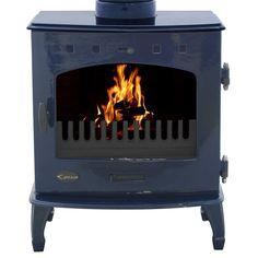 Carron 4.7kW Wood Burning Stove - Enamel Finish