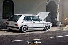 Golf MK1 Volkswagen Golf Mk1, Vw Mk1, Golf 1, Rat Look, Mk 1, Car Goals, Halloween Jack, Top Cars, Vw Beetles