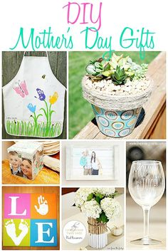 DIY Mother's Day Gifts_pinterest