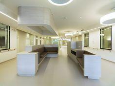 Nursing Home Interior Design Main entrancelobby Healthcare
