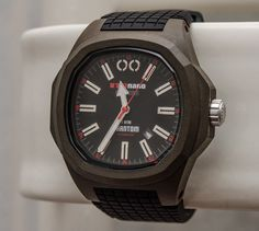ITAnano Phantom Carbon Automatic 49 Watch Review