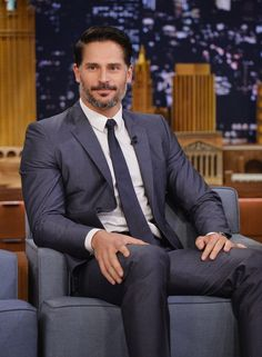 Joe Manganiello Photos: Joe Manganiello Visits 'The Tonight Show'