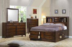 53 best king bedroom sets images bedrooms modern bedrooms rh pinterest com king bedroom sets with storage under bed bedroom furniture with drawers under bed