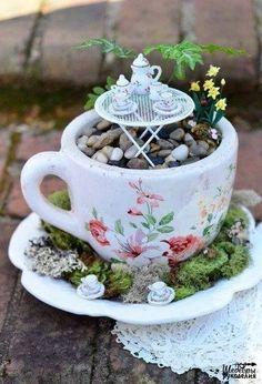 teacup garden