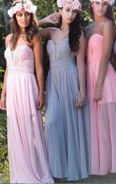 long bridesmaid dresses,sweetheart bridesmaid dresses,chiffon bridesmaid dresses,popular bridesmaid