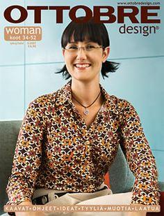 Download Ottobre 2007 Foundation Paper Piecing, Dress Sewing Patterns, Magazine Design, Kids Fashion, Mens Tops, Shirts, Magazines, Women, Fabrics