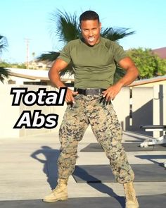 Fitness Workouts, Abs And Cardio Workout, Intense Cardio Workout, Gym Workout Videos, Gym Workout For Beginners, Abs Workout Routines, Workout Guide, Gym Fitness, Military Workout