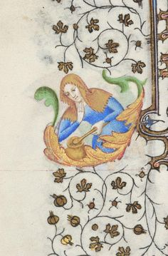 Book of Hours, MS M.919 fol. 35v - Images from Medieval and Renaissance Manuscripts - The Morgan Library & Museum