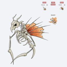 Marodrill Pokemon Fusion by DracorianAmanda on DeviantArt