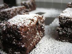 "Brownies from Thomas Keller's ""Ad Hoc at Home"""