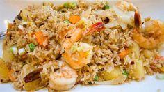 Rice with Shrimp | Recipe