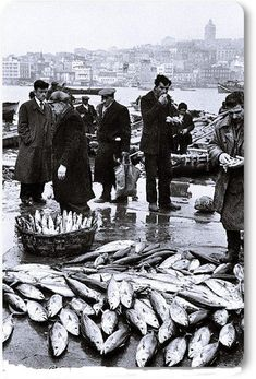 istanbul_Eminönü - 1950