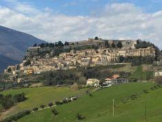 FORTEZZA SPAGNOLA  Situata a Civitella del Tronto (TE)  by Romina Berretti