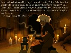 avatar the last airbender quotes - Google Search
