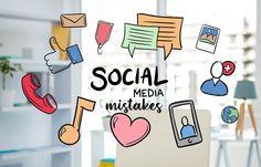 Τα social media αποτελούν αναπόσπαστο κομμάτι στης ζωής μας, για αυτό είτε είσαι blogger ή έχεις μια επιχείρηση πρέπει να προσέξεις τον τρόπο με τον οποίο προσπαθείς να μεταφέρεις τις πληροφορίες.Οι φωτογραφίες αποτελούν ένα ελκυστικό κομμάτι σε μια δημοσίευση στα social media, ωστόσο η λεζάντα κρίνει την πίστη των followers και την αλληλεπίδραση τους με το προφίλ σου.Ακολουθεί η λίστα με τα 5 λάθη που πρέπει να αποφύγεις κατά την δημοσίευση στα social media.#1 Λάθη ορθογ Social Media Marketing Business, Online Marketing, Internet Marketing, Digital Marketing, Facebook Marketing, Marketing Ideas, Affiliate Marketing, Web 2.0, Le Web