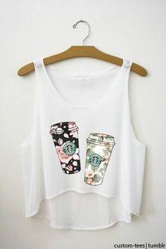 Starbucks - another great shirt. :)
